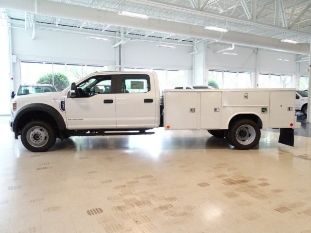 2018 F-550 Crew Cab DRW 4x4,  Reading Service Body #T890322 - photo 7