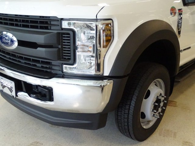 2018 F-550 Crew Cab DRW 4x4,  Reading Service Body #T890322 - photo 9