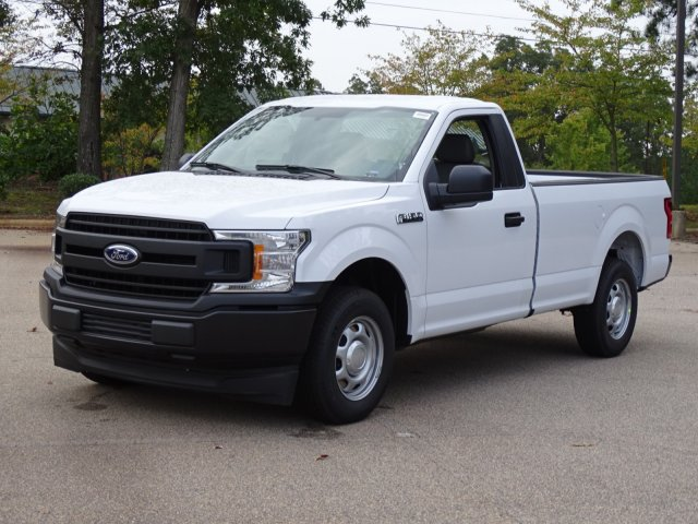 2018 F-150 Regular Cab 4x2,  Pickup #T891044 - photo 8