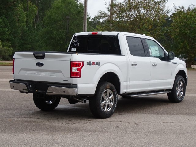 2018 F-150 SuperCrew Cab 4x4,  Pickup #T897759 - photo 5