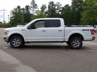 2018 F-150 SuperCrew Cab 4x4,  Pickup #T897759 - photo 7