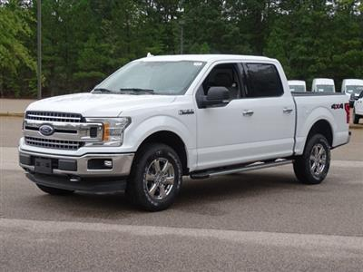 2018 F-150 SuperCrew Cab 4x4,  Pickup #T897759 - photo 1