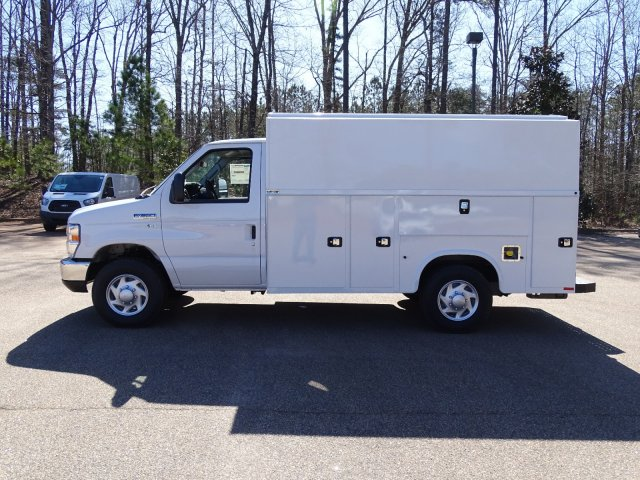 New 2019 Ford E 350 Service Utility Van For Sale In Cary Nc T969171