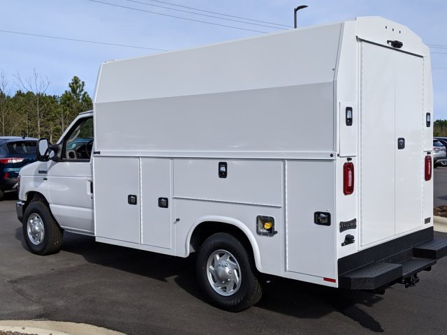 2019 Ford E-350 4x2, Knapheide Service Utility Van #T969448 - photo 1
