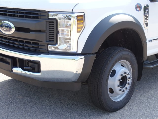 2019 F-550 Crew Cab DRW 4x2,  Reading Service Body #T979021 - photo 10