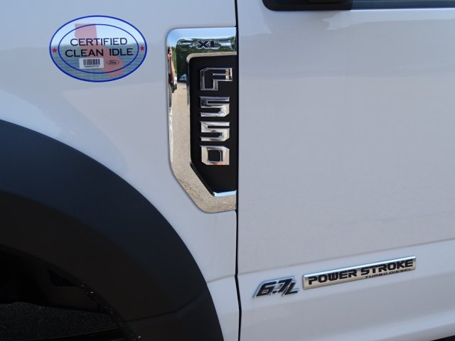 2019 F-550 Crew Cab DRW 4x2,  Reading Service Body #T979021 - photo 12
