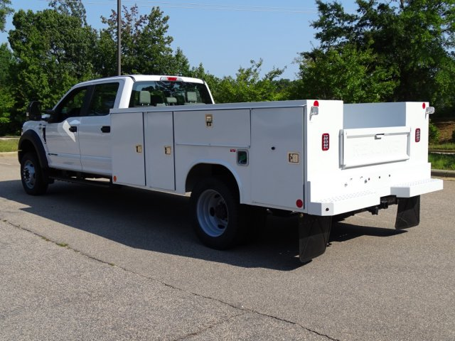 2019 F-550 Crew Cab DRW 4x2,  Reading Service Body #T979021 - photo 7