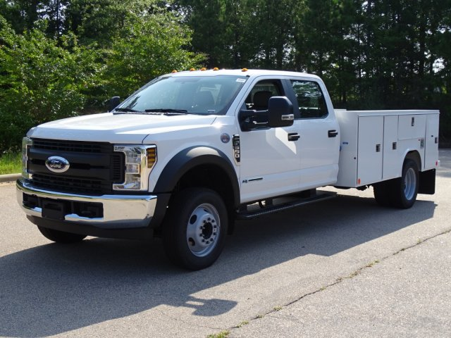 2019 F-550 Crew Cab DRW 4x2,  Reading Service Body #T979021 - photo 8