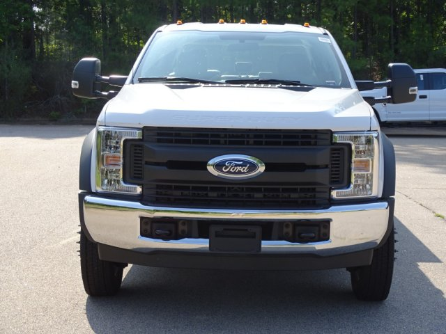 2019 F-550 Crew Cab DRW 4x2,  Reading Service Body #T979021 - photo 9