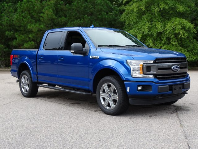 2018 F-150 SuperCrew Cab 4x4,  Pickup #T979025 - photo 3