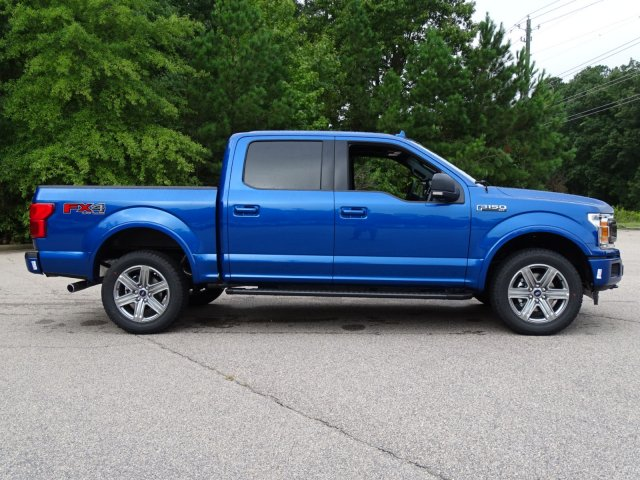 2018 F-150 SuperCrew Cab 4x4,  Pickup #T979025 - photo 4
