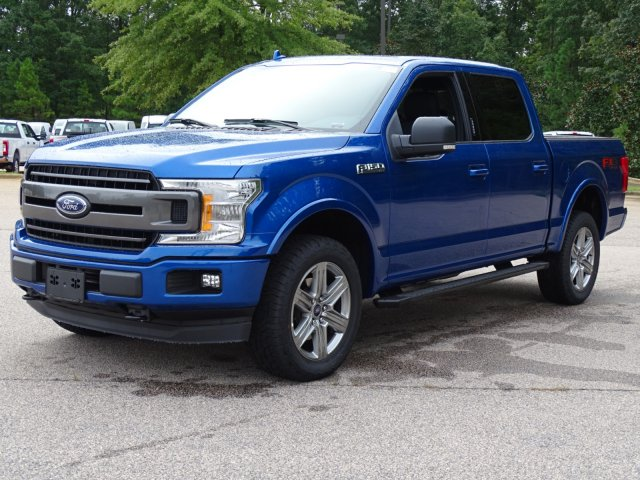 2018 F-150 SuperCrew Cab 4x4,  Pickup #T979025 - photo 1