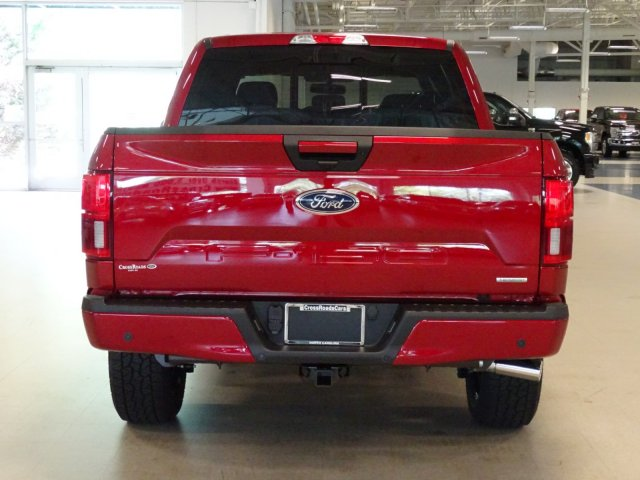 2018 F-150 SuperCrew Cab 4x4,  Pickup #T979026 - photo 6