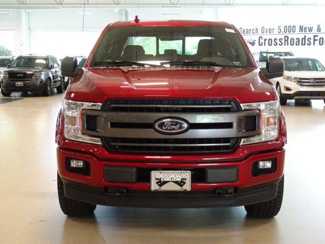 2018 F-150 SuperCrew Cab 4x4,  Pickup #T979026 - photo 8