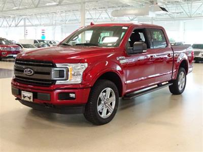 2018 F-150 SuperCrew Cab 4x4,  Pickup #T979026 - photo 1