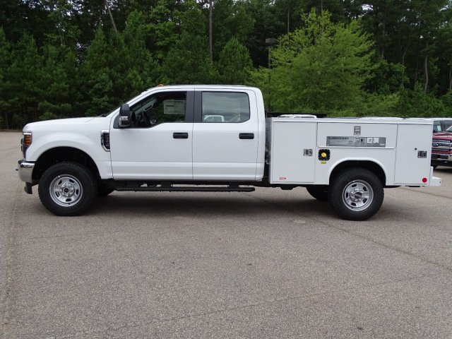 2019 F-350 Crew Cab 4x4,  Reading Service Body #T980243 - photo 1