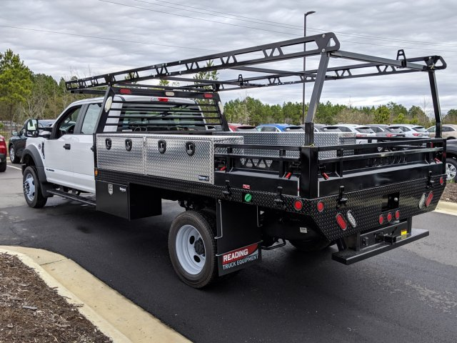 2019 Ford F-450 Crew Cab DRW 4x2, Freedom Contractor Body #T980244 - photo 1