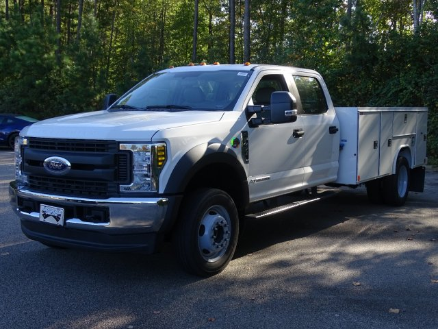 2019 Ford F-450 Crew Cab DRW 4x4, Reading Service Body #T980643 - photo 1