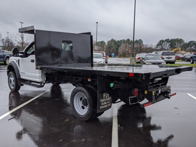 2019 Ford F-450 Regular Cab DRW RWD, PJ's Platform Body #T980744 - photo 1