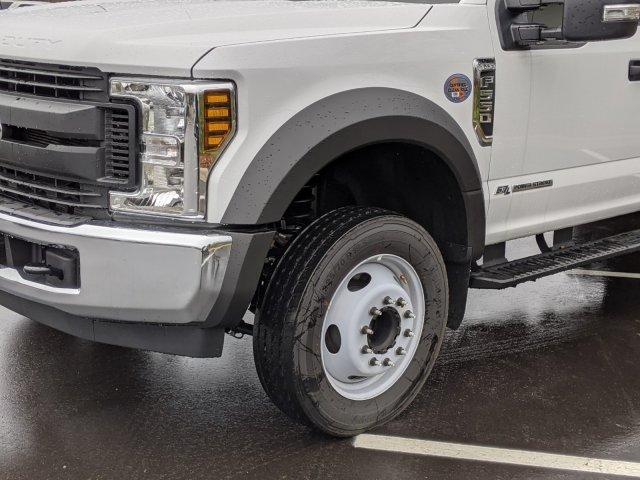 2019 Ford F-550 Crew Cab DRW 4x2, PJ's Platform Body #T980886 - photo 10