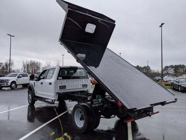 2019 Ford F-550 Crew Cab DRW 4x2, PJ's Platform Body #T980886 - photo 37