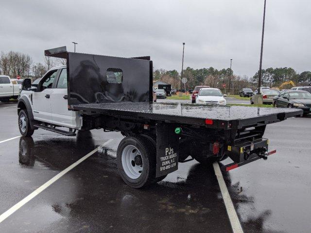 2019 Ford F-550 Crew Cab DRW 4x2, PJ's Platform Body #T980886 - photo 7