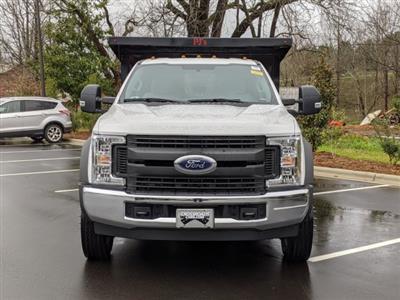 2019 Ford F-550 Crew Cab DRW 4x2, PJ's Platform Body #T980886 - photo 9