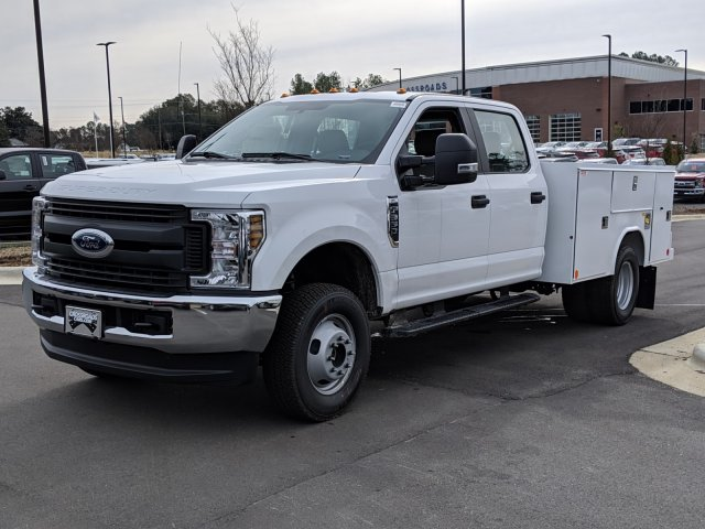 2019 Ford F-350 Crew Cab DRW 4x4, Reading Service Body #T980944 - photo 1