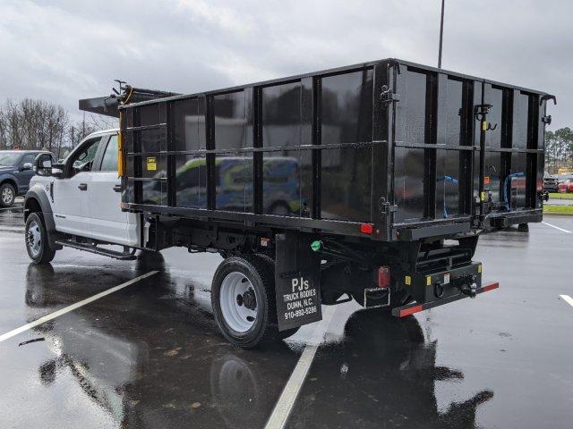 2019 Ford F-550 Crew Cab DRW 4x4, PJ's Landscape Dump #T980948 - photo 1