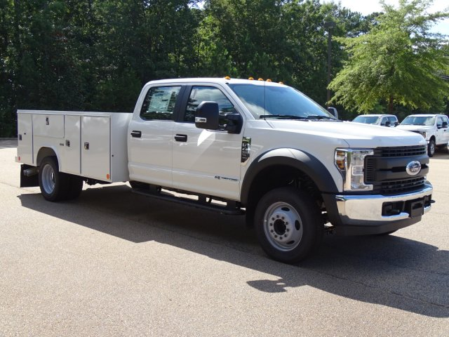 2019 F-450 Crew Cab DRW 4x2,  Reading Service Body #T989008 - photo 5