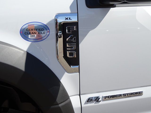 2019 F-450 Crew Cab DRW 4x2,  Reading Service Body #T989008 - photo 11