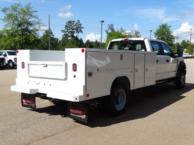 2019 F-450 Crew Cab DRW 4x2,  Reading Service Body #T989008 - photo 7