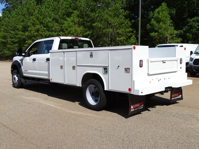 2019 F-450 Crew Cab DRW 4x2,  Reading Service Body #T989008 - photo 2