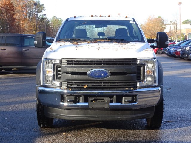 2019 F-450 Crew Cab DRW 4x4,  Reading SL Service Body #T989051 - photo 8