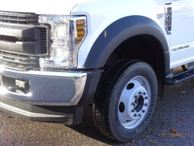 2019 F-450 Crew Cab DRW 4x4,  Reading SL Service Body #T989051 - photo 9