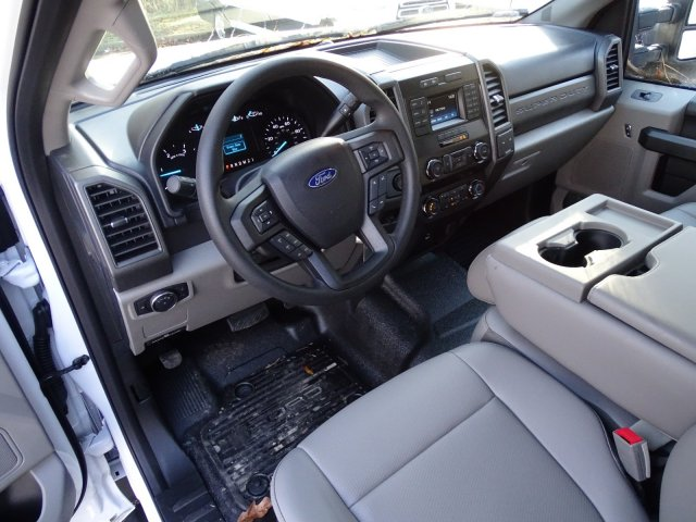 2019 F-450 Crew Cab DRW 4x4,  Reading SL Service Body #T989051 - photo 14
