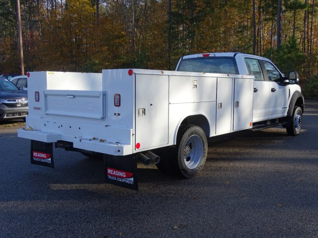 2019 F-450 Crew Cab DRW 4x4,  Reading SL Service Body #T989051 - photo 5