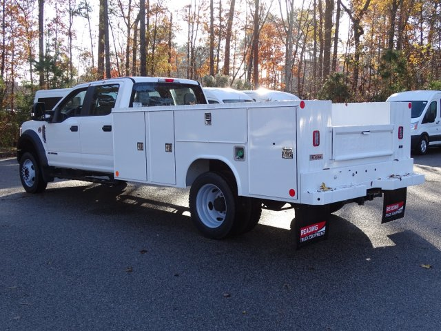 2019 F-450 Crew Cab DRW 4x4,  Reading SL Service Body #T989051 - photo 2