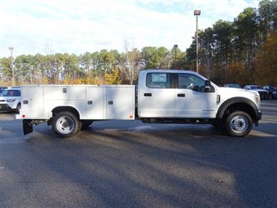 2019 F-450 Crew Cab DRW 4x4,  Reading SL Service Body #T989051 - photo 4