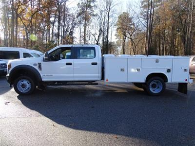 2019 F-450 Crew Cab DRW 4x4,  Reading SL Service Body #T989051 - photo 7