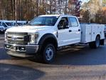 2019 F-450 Crew Cab DRW 4x4,  Reading SL Service Body #T989051 - photo 1