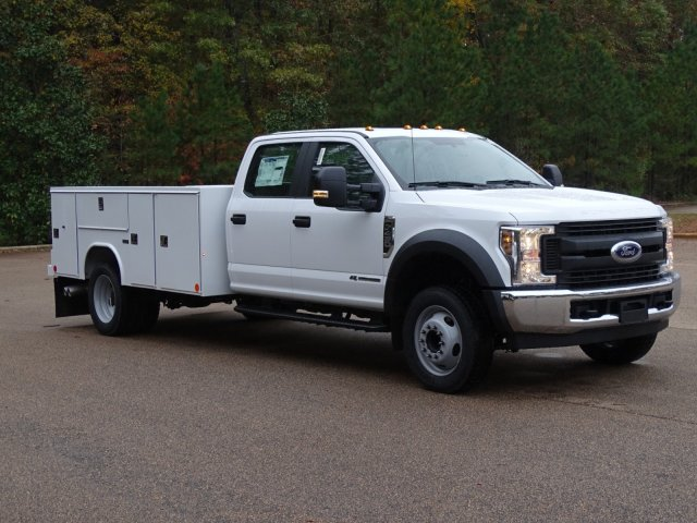 2019 F-450 Crew Cab DRW 4x2,  Reading Service Body #T989147 - photo 5