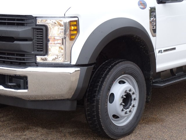 2019 F-450 Crew Cab DRW 4x2,  Reading Service Body #T989147 - photo 9