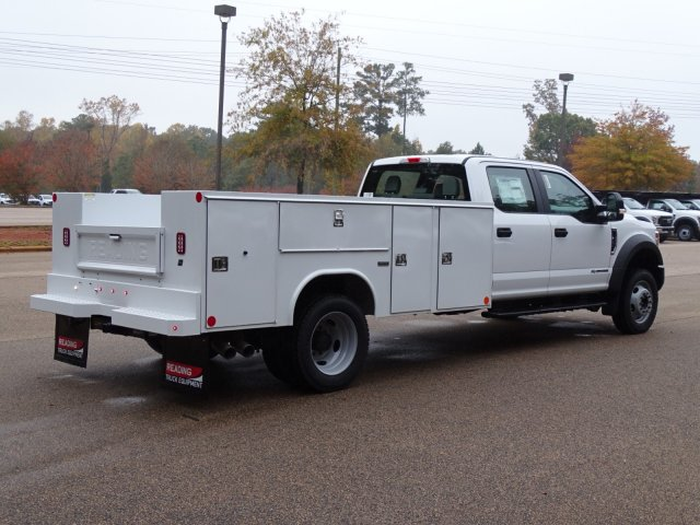 2019 F-450 Crew Cab DRW 4x2,  Reading Service Body #T989147 - photo 7