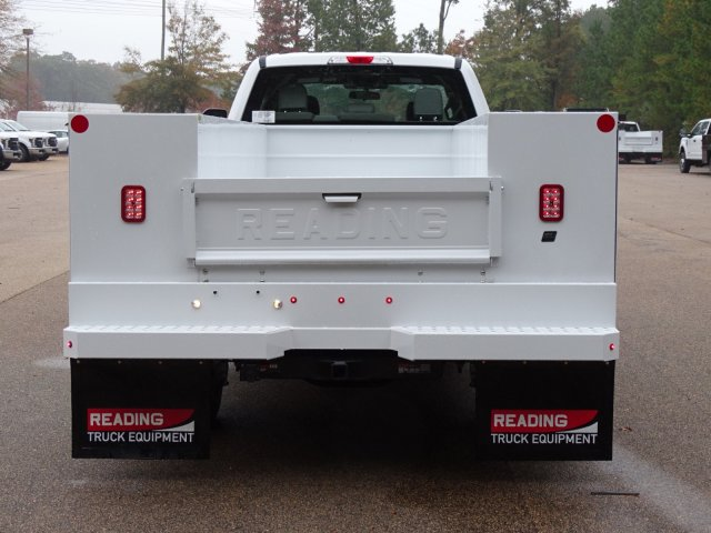 2019 F-450 Crew Cab DRW 4x2,  Reading Service Body #T989147 - photo 4