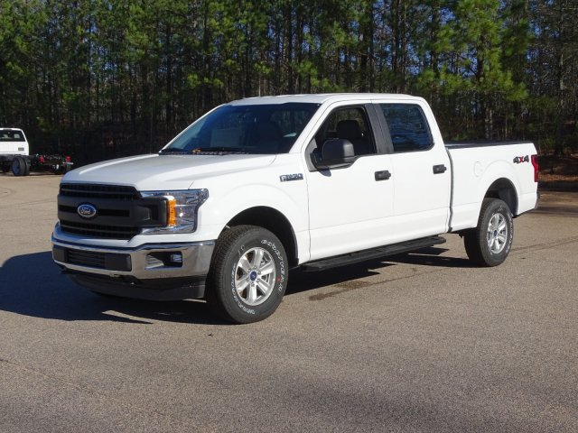 2019 F-150 SuperCrew Cab 4x4,  Pickup #T989171 - photo 1