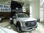 2019 F-450 Regular Cab DRW 4x2,  PJ's Truck Bodies & Equipment Platform Body #T989217 - photo 1