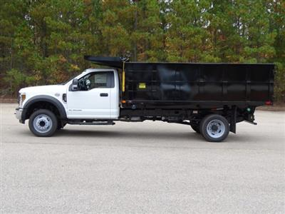 2019 F-450 Regular Cab DRW 4x2,  Landscape Dump #T989218 - photo 7