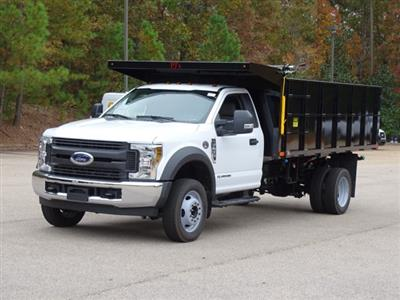 2019 F-450 Regular Cab DRW 4x2,  Landscape Dump #T989218 - photo 1
