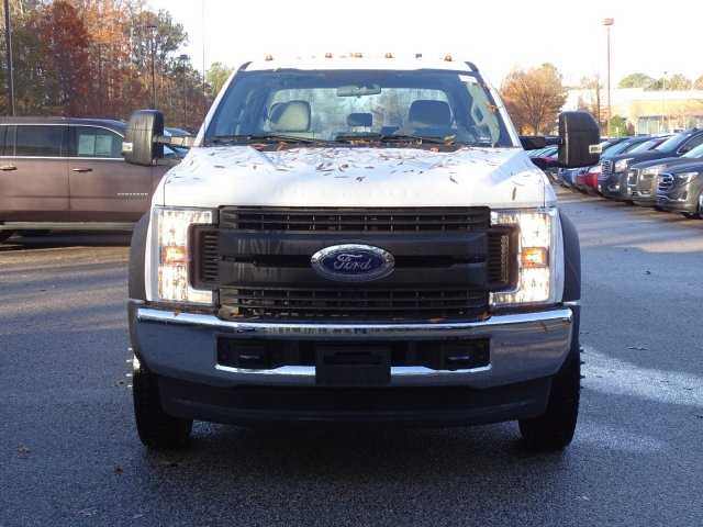 2019 F-450 Crew Cab DRW 4x4,  Reading SL Service Body #T989246 - photo 7